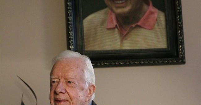 Former US President Jimmy Carter on Iran, Confederate flag