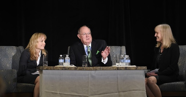 Justice Kennedy compares gay marriage uproar to flag burning