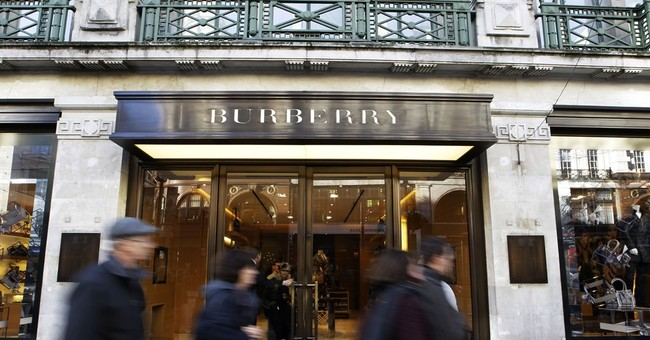 Sales slow at trench coat maker Burberry; Asia demand weak