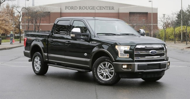 2015 Ford F-150 is newly refined, best on gas and hauling