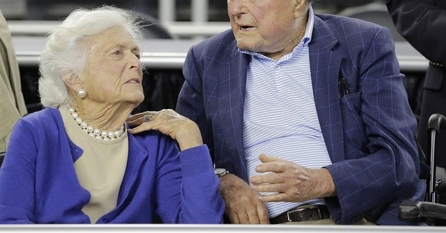 Doctor: 3-4 months for George HW Bush's fracture to heal