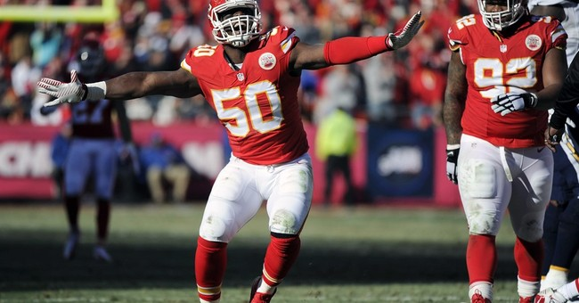 AP source: Chiefs, Houston reach 6-year, $101 million deal
