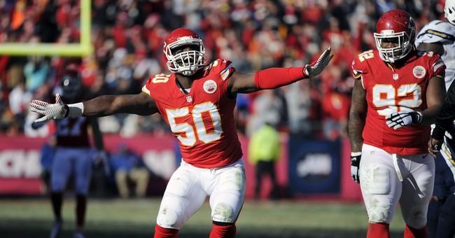 AP source: Chiefs, Houston reach 6-year, $101 million deal