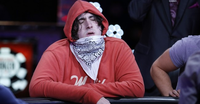 Last 9 set at World Series of Poker; finale eludes Negreanu