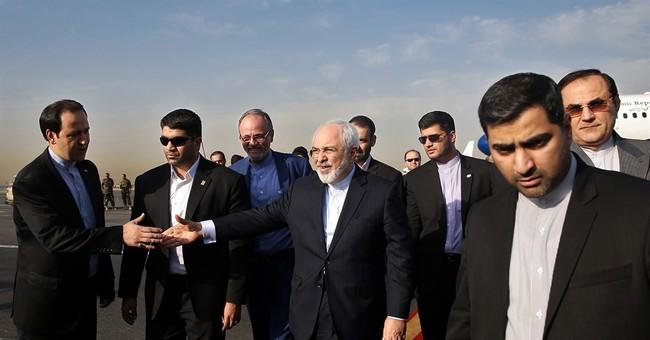 Despite nuke deal, anti-US chants erupt in Iranian capital