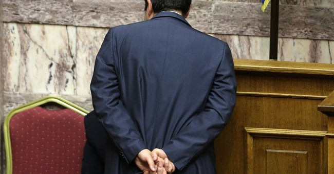 The Latest: German lawmakers back Greek bailout