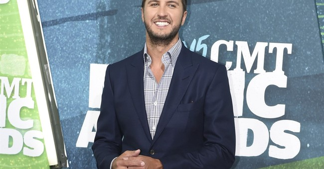 Luke Bryan says he misspoke about outlaw country