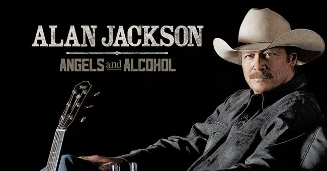 Music Review: Alan Jackson delivers on 'Angels and Alcohol'