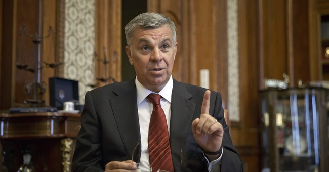Romania Parliament speaker calls for reforms of ruling party