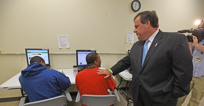Christie offers proposals to alter criminal justice system