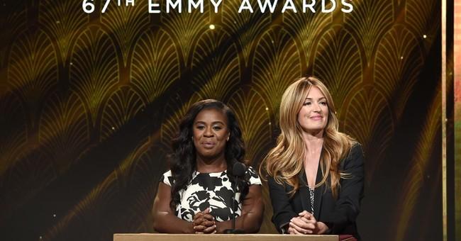 The Latest: Emilia Clarke brings Emmy joy to doctor's office