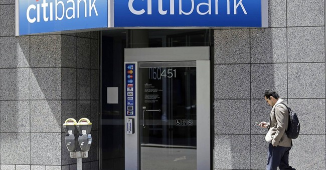 Citigroup results jump after a big legal charge a year ago
