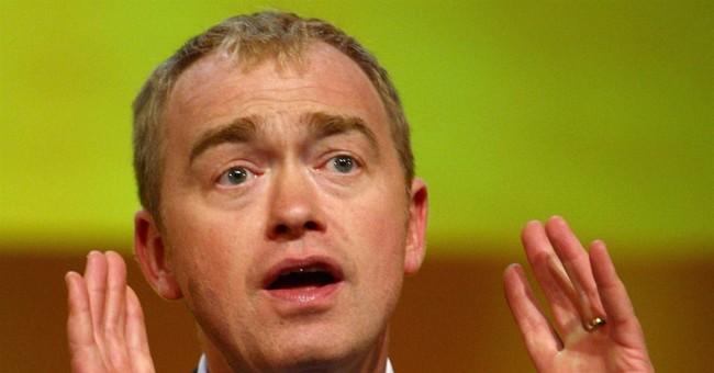 UK's battered Liberal Democrats elect new leader: Tim Farron