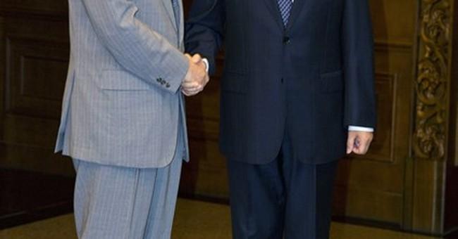 Chinese, Japanese diplomats meet in Beijing