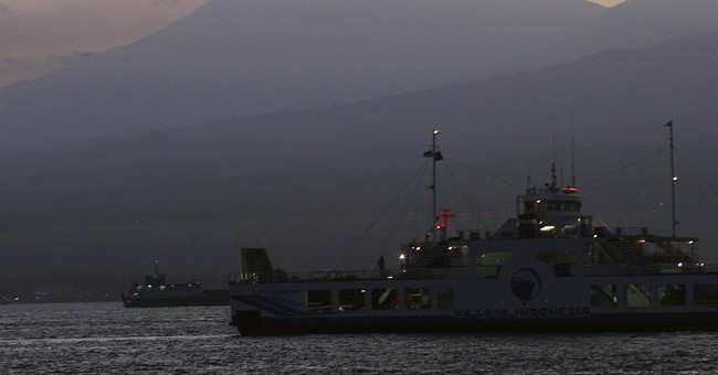 3 Indonesian airports closed due to eruptions at 2 volcanoes
