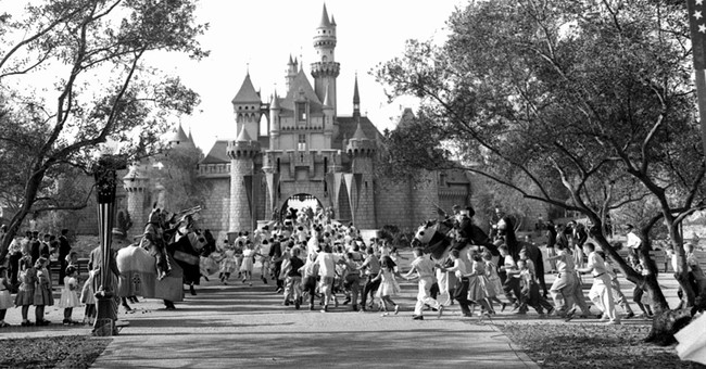 AP WAS THERE: 60 years ago, Disneyland opens in California