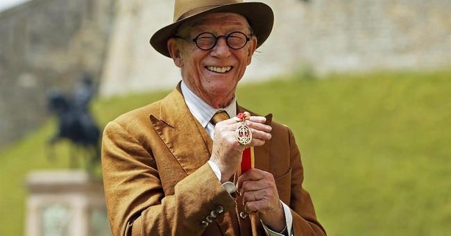 Queen Elizabeth II awards actor John Hurt knighthood