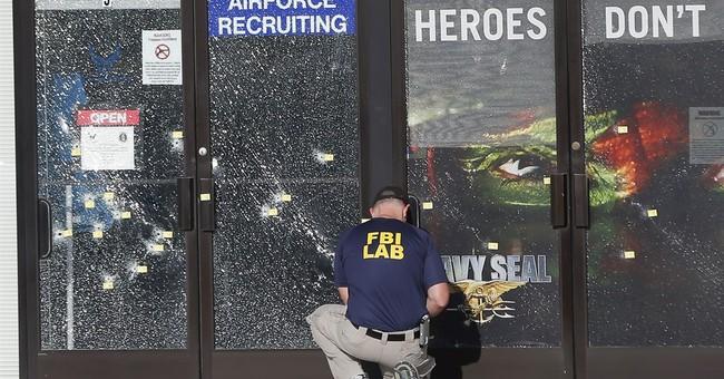 The Latest: Chattanooga's Muslim community mourns Marines