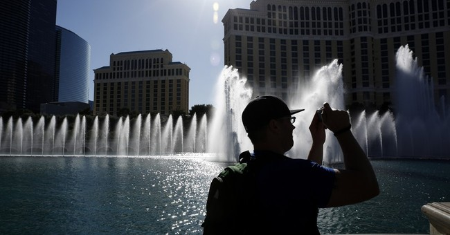 MGM Resorts tells drought panel it's saved 2 billion gallons