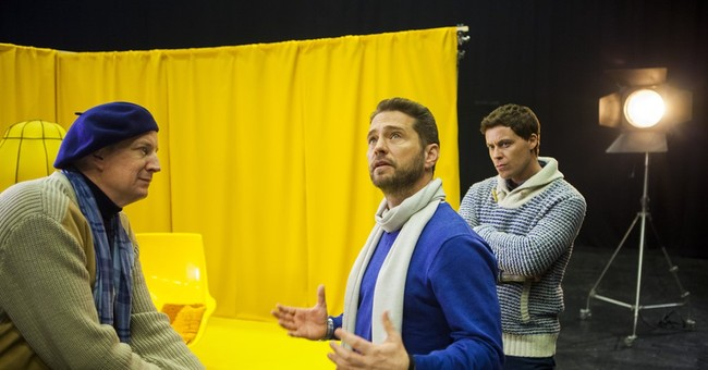 Greg Poehler returns for second season of Swedish comedy
