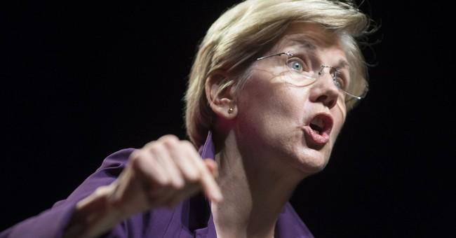 Warren urges 2016 candidates to fight 'revolving door'