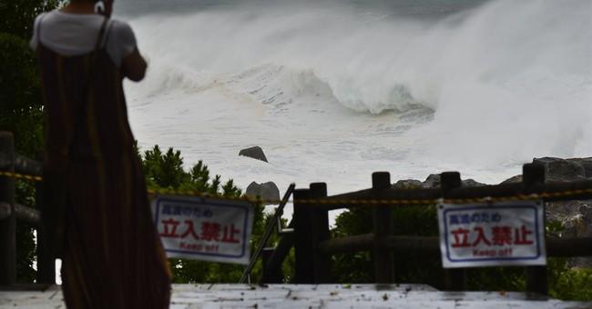 2 dead as Tropical Storm Nangka hits Japan