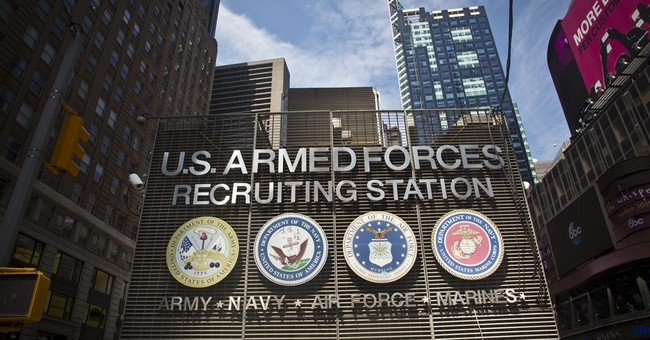 Shooting stirs questions about arming military recruiters