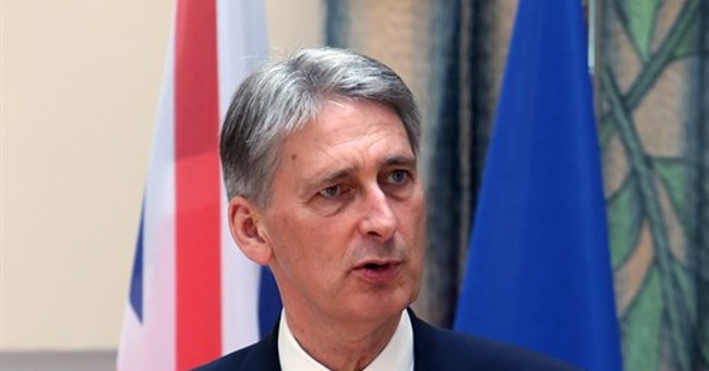 Britain, Cyprus say sharing security information pays off