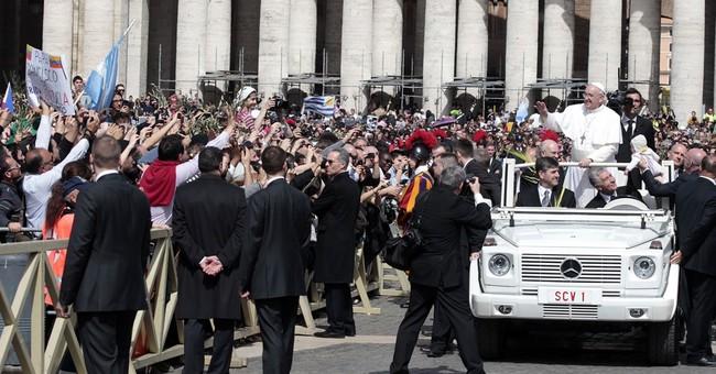Vatican lets nearby pediatric hospital use its helipad 24/7