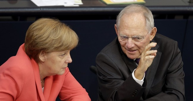 Mixed German messages on Greece serve a purpose