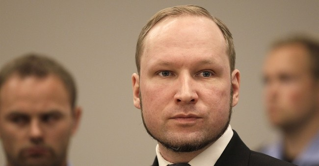 Oslo university admits mass killer Breivik to study program