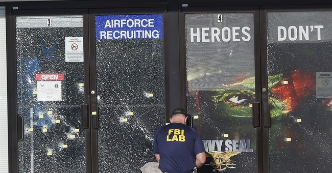 Chattanooga shattered: A single gunshot, silence, and terror