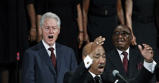 Clinton eulogizes promoter of National Civil Rights Museum
