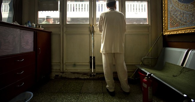 AP PHOTOS: China's minority Muslims observe Ramadan
