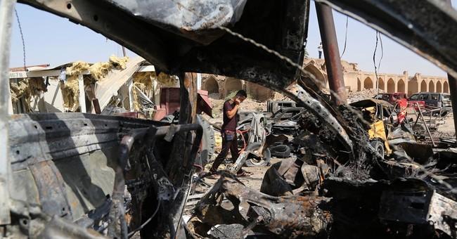 Saudi Arabia says it stopped Islamic State attacks; 400 held