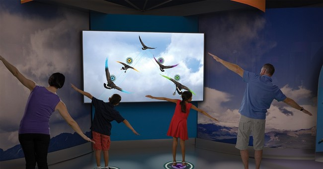 High-tech aerospace exhibit starts world tour at Smithsonian