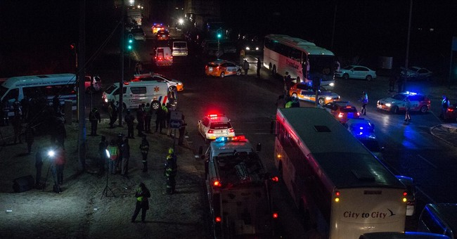 More than 300 people injured in train crash in South Africa