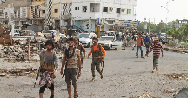 Shiite rebel shelling in Yemen near Aden kills at least 45