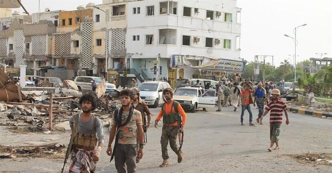 Shiite rebel shelling in Yemen near Aden kills at least 45