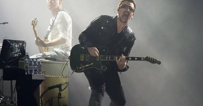Bono: I may never play guitar again after crash