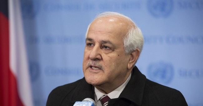 Palestinians submit documents to join ICC