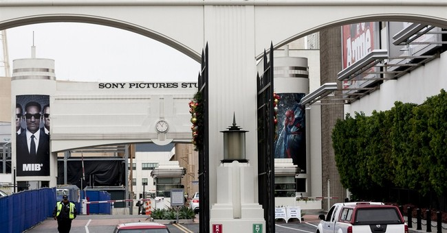 US says NKorea sanctions step 1 in Sony response