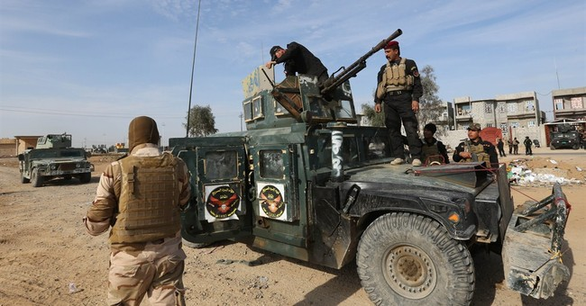 Clashes with IS in Iraq kill 23 troops, allied fighters