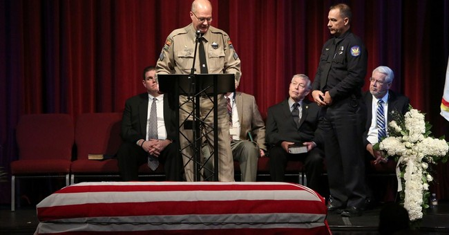 Flagstaff officer killed on duty laid to rest