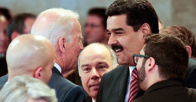 Biden, Venezuela leader discuss improving relations