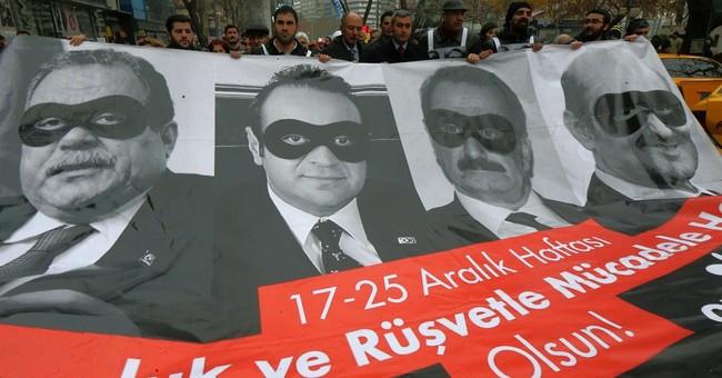 Anti-graft watchdog slams Turkish corruption vote