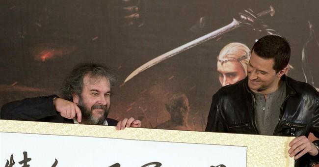 Director Peter Jackson brings last 'Hobbit' film to China