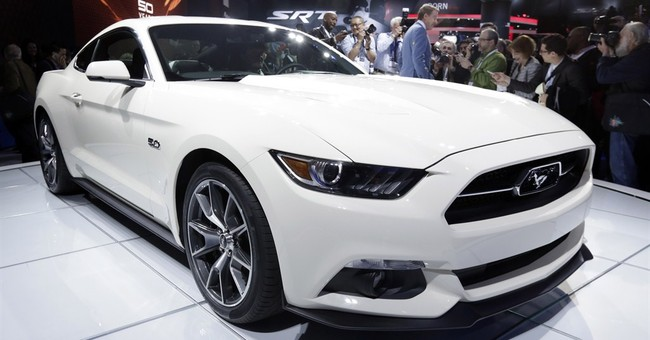 Ford Mustang goes global with first shipment to China