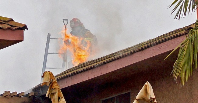 9 suffer burns, other injuries in California apartment fire
