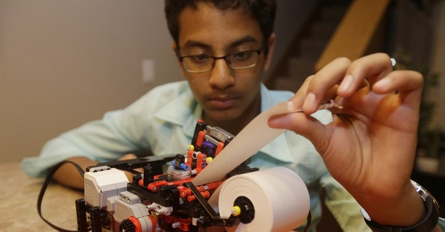 Boy, 13, builds Braille printer with Legos, starts company